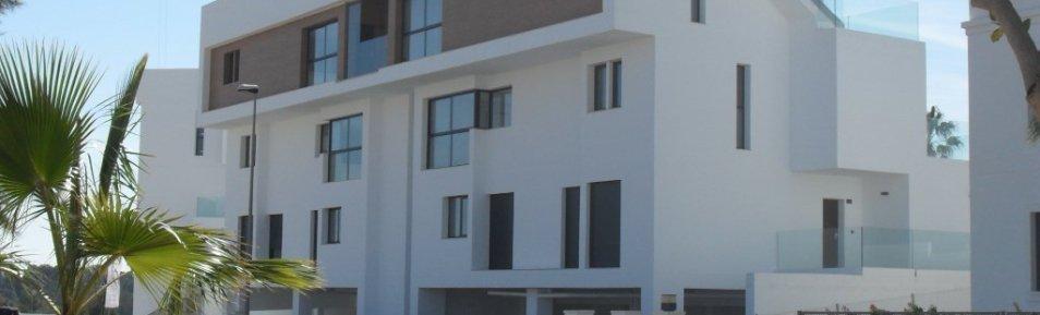 Apartamenty JAVA blok 2 Orihuela Costa/ Villamartin