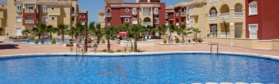 Apartamenty Los Alcázares