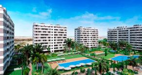 Apartamenty przy morzu   Punta Prima